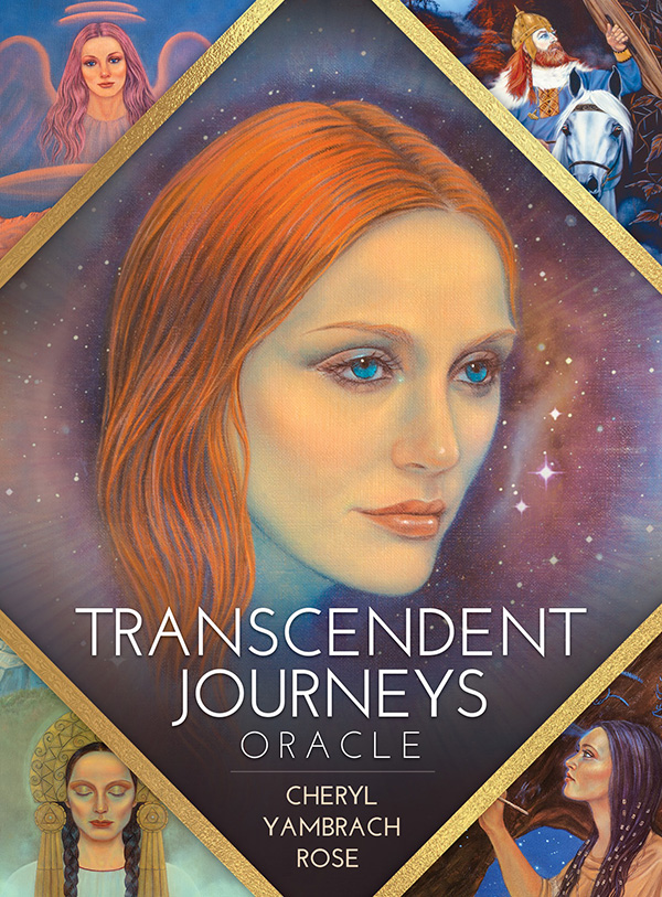 Trancendent Journeys Oracle by Cheryl Yambrach Rose